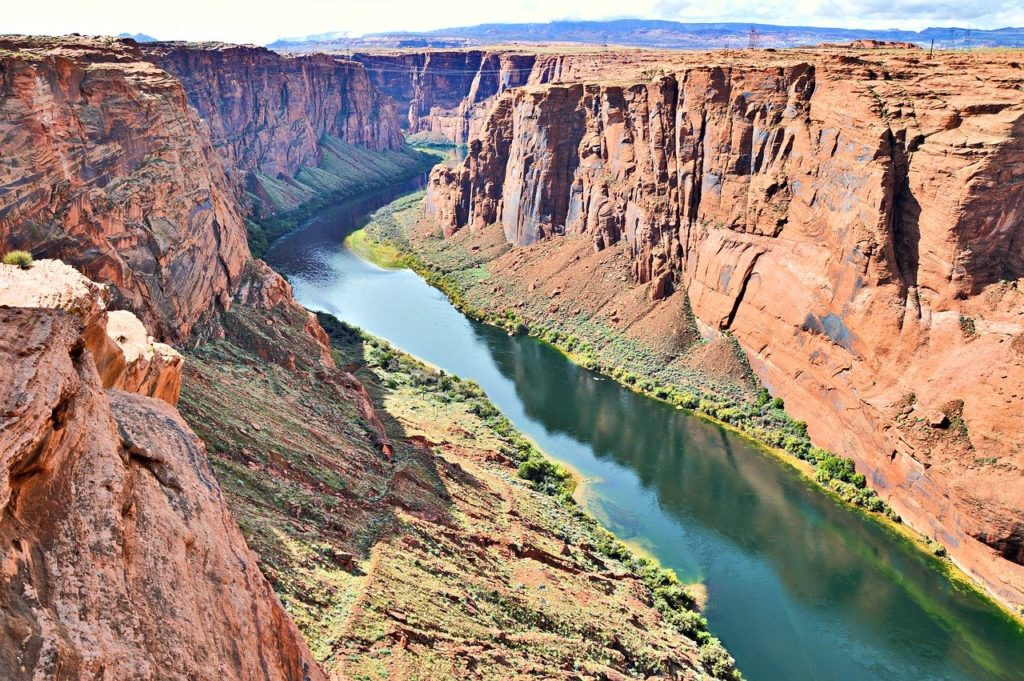 Colorado River Compact signed